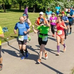 Lattelecom Riga Marathon - Klemensas Zaranka (3222), Vitalija Indriuniene (4276)