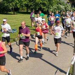 Lattelecom Riga Marathon - Gunita Lippe (1809), Margarita Kulnis (4410), Sergejs Konopļins (5067)
