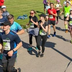 Lattelecom Riga Marathon - Jana Bērziņa (6404), Līva Trektere (7429), Hilary Hodge (7857), Kristers Grīnbergs (7954)