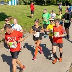 Lattelecom Riga Marathon - Irina Kulygina (1659), Toms Baumanis (5369), Dmitriy Lakizenko (5614)
