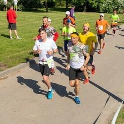 Lattelecom Riga Marathon - Rolands Indriksons (3700), Jose Lastra Velazquez (5726)