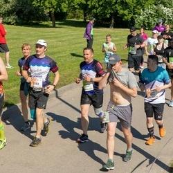 Lattelecom Riga Marathon - Signis Vāvere (27), Jānis Sīpols (1810), Mārtiņš Gūtmanis (2183), Aivars Mozulis (6647)