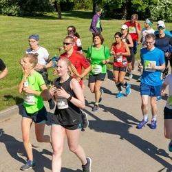 Lattelecom Riga Marathon - Anett-Hildegard Laarmann (1163), Anna Bulusheva (4528), Alice Prodger (5893)