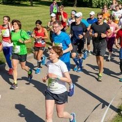 Lattelecom Riga Marathon - Kārlis Krīgalis (3937), Bettina Schuwer (3961), Anna Bulusheva (4528), Spartaks Lukasevics (8112)