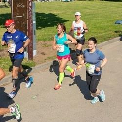 Lattelecom Riga Marathon - Egija Biete (1067), Antonio Carneros Mateo (1311), Iuliia Vorokhobina (6334)