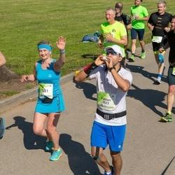 Lattelecom Riga Marathon - Fabian Diaz (3823), Volha Lutsevich (7601)