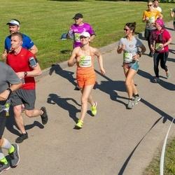 Lattelecom Riga Marathon - Yauheniya Naletskaya (5503), Kristīne Kampare (7764)
