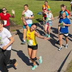 Lattelecom Riga Marathon - Edvin Dorofeev (3501), Vita Rusiņa (4389), Rita Saulīte (4757), Eva Ābeltiņa (5240), Vjačeslavs Merzlovs (5837)