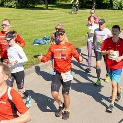 Lattelecom Riga Marathon - Rafal Gacka (1094), Emīls Krūmiņš (6386)