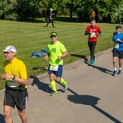 Lattelecom Riga Marathon - Dmitri Gostev (3301), Rolands Irklis (7842)