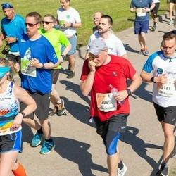 Lattelecom Riga Marathon - Mārtiņš Naudiņš (2161), Toni Ristamäki (3616), Ilkka Lähtinen (3667)