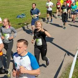 Lattelecom Riga Marathon - Agnese Zariņa (4429), Anete Uljane (4889)