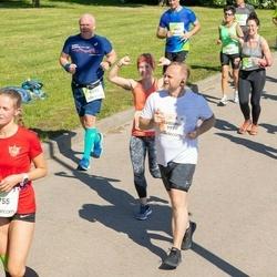 Lattelecom Riga Marathon - Vytautas Garla (775), Uladzimir Lysikau (997), Alexey Bystrov (8092)