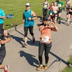 Lattelecom Riga Marathon - Magnus Samuelsson (822), Ingrida Voicechovska (904)