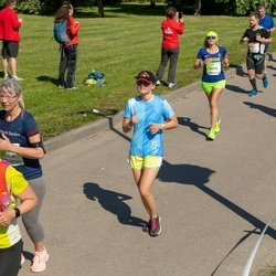 Lattelecom Riga Marathon - Zanda Taupmana (300), Larysa Siryk (8270)