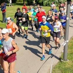 Lattelecom Riga Marathon - Domenico Iasparro (4364), Baiba Kalniņa (7496)