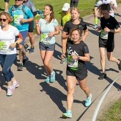 Lattelecom Riga Marathon - Anita Januša (4089), Dārta Pētersone (5360), Tsz Man Cindy Ng (8240), Artjoms Čabaņenko (8424)