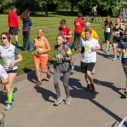 Lattelecom Riga Marathon - Olga Kaļiņina (3758), Olga Barasihina (4810), Alīna Fisenkova (5092), Arvis Krūmiņš (7036)