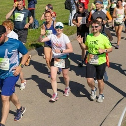 Lattelecom Riga Marathon - Vasilij Kobec (512), Svetlana Kobec (513)