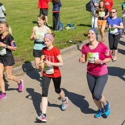 Lattelecom Riga Marathon - Zane Dzērve (5301), Ailona Cheshkova (5969), Helen Otto (6324), Aija Spridzāne (8418)