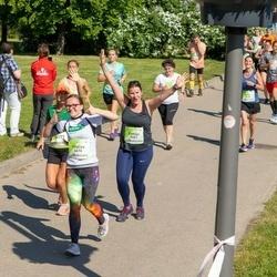 Lattelecom Riga Marathon - Emilija Čeponė (4461), Vitaliya Kukobnikava (6676)