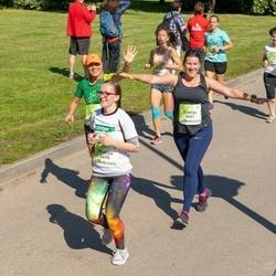 Lattelecom Riga Marathon - Emilija Čeponė (4461), Vitaliya Kukobnikava (6676), Jurate Simkuviene (8177)