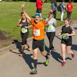Lattelecom Riga Marathon - Boris Kamia (1373), Anna-Lena Christmann (4347)