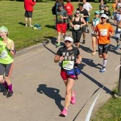 Lattelecom Riga Marathon - André-Philippe Przybyl (804), Maruta Krūmiņa (4548), Kate Maskaeva (4681), Tatjana Jasevičienė (4927)