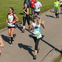 Lattelecom Riga Marathon - Amy Schofield (3643), Raya Ventura (5657)