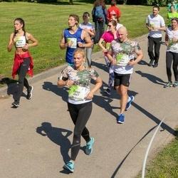Lattelecom Riga Marathon - Jeļena Bitiņeva (5538), Ēriks Veldre (6066), Daiga Veldre (6067)