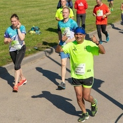 Lattelecom Riga Marathon - Agnese Ozoliņa (6371), Edgars Kirhners (6512), Ramesh Singh (6761)