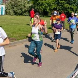 Lattelecom Riga Marathon - Jelena Iljina (262), Jevgēnija Ziņģe (5174)