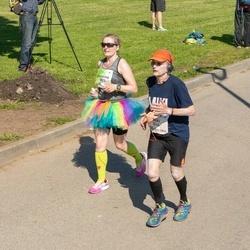 Lattelecom Riga Marathon - Miki Jablkowska (514), Ekaterina Terentyeva (3923)