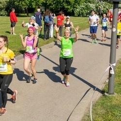 Lattelecom Riga Marathon - Jolanta Astrauskiene (4013), Edita Butiškienė (4560), Elīna Pliķēna (5862)