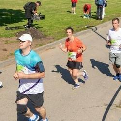 Lattelecom Riga Marathon - Agris Grīnis (6139), Marleen De Laet (6272)