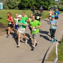 Lattelecom Riga Marathon - Marius Kazlauskas (649), Arvids Tareila (3675), Ingrīda Jēka (5647)