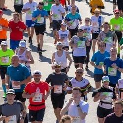 Lattelecom Riga Marathon - Nir Kammay (1759), Helmuts Jauja (2078)