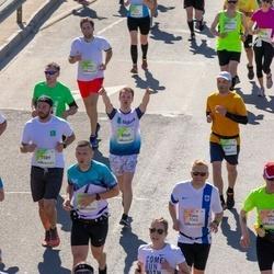 Lattelecom Riga Marathon - Timo Mäkinen (1343), Rastsislau Dzemchuk (5547), Tomass Gurskis (7389), Niks Stara (8060)