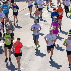 Lattelecom Riga Marathon - Alexander Kiesswetter (1231), Jānis Bleiers (7406), Ruslans Rubcovs (7994)