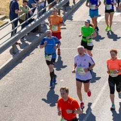 Lattelecom Riga Marathon - Edgars Kārklis (1175), Klemensas Zaranka (3222), Antonina Kholodova (4974), Aleksandrs Sergejevs (6782)
