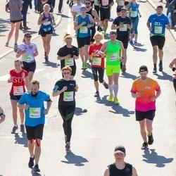 Lattelecom Riga Marathon - Elīna Else (7077), Kristaps Valkovskis (7323)