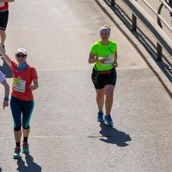 Lattelecom Riga Marathon - Remigijus Spudys (1128), Sigita Šišlaitė (4551)