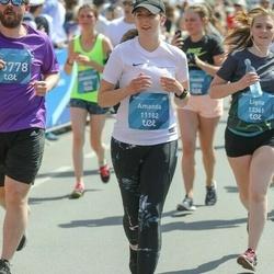 Tet Riga Marathon - Amanda Vilcāne (11182)