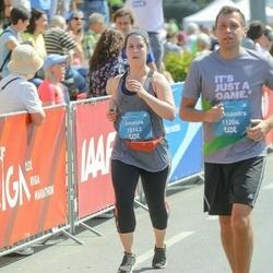 Tet Riga Marathon - Amanda Banister (10143)