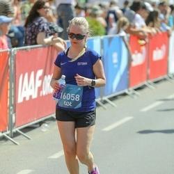 Tet Riga Marathon - Aili Väronen (16058)