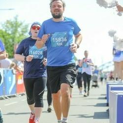 Tet Riga Marathon - Andis Krauklis (15836), Alexey Shnyakin (16028)