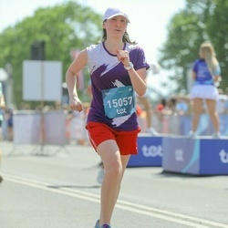 Tet Riga Marathon - Anita Abarenkova (15057)