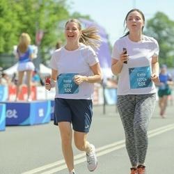 Tet Riga Marathon - Ilona Ābola (12721), Evita Pluce (12724)