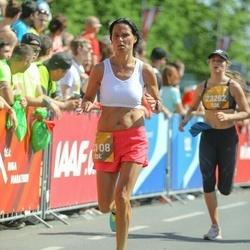 Tet Riga Marathon - Alīna Djačoka (20108)