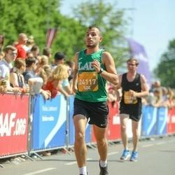 Tet Riga Marathon - Ahmad Karakira (24117)